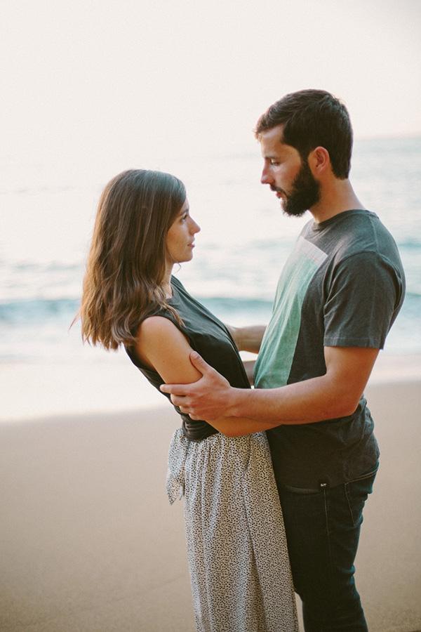 Sesión fotos de pareja