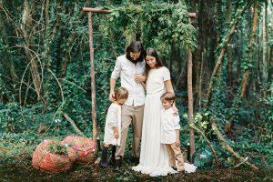 Slow wedding inspiration: Northern Lights (i)