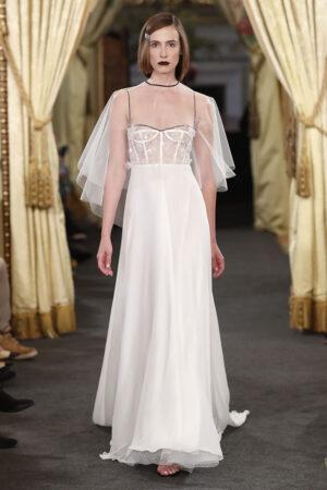 Atelier Couture: el triunfo de las novias con raíces, frescura y personalidad.