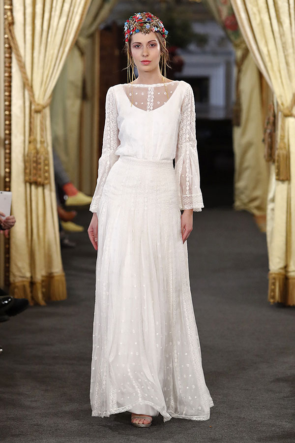 Vestidos de novia de Clara Brea – Tendencias de Bodas Magazine