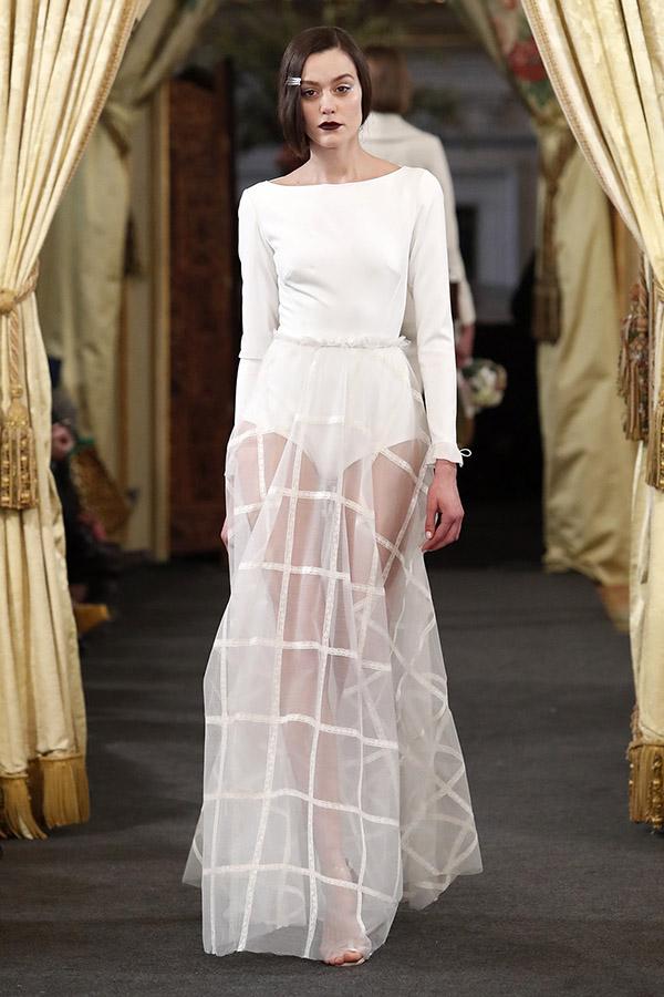 Vestidos de novia de Cristina Piña – Tendencias de Bodas Magazine