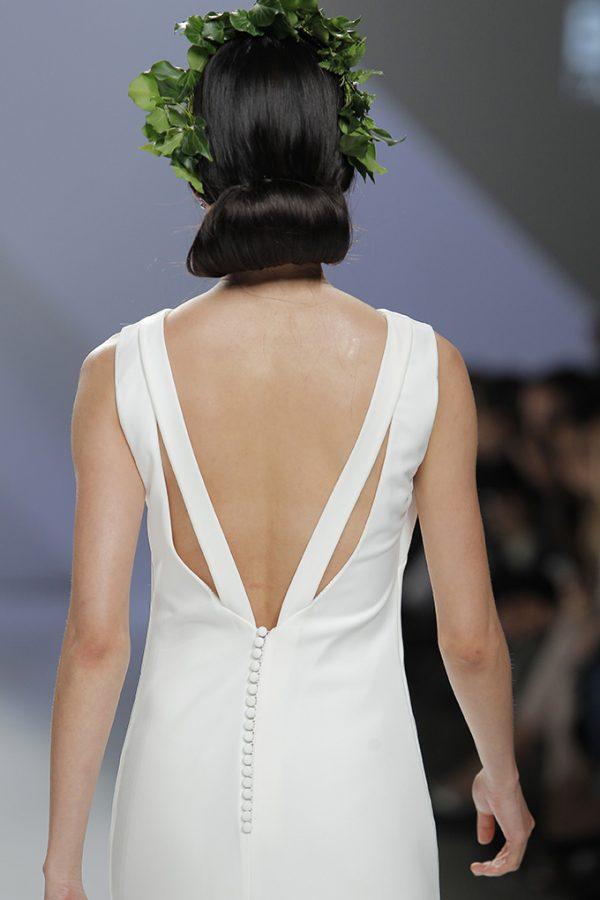Vestidos de novia de Cristina Tamborero – Tendencias de Bodas Magazine