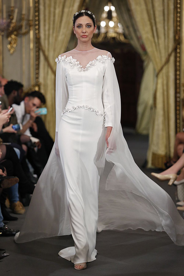 Vestidos de novia de Fernando Claro – Tendencias de Bodas Magazine