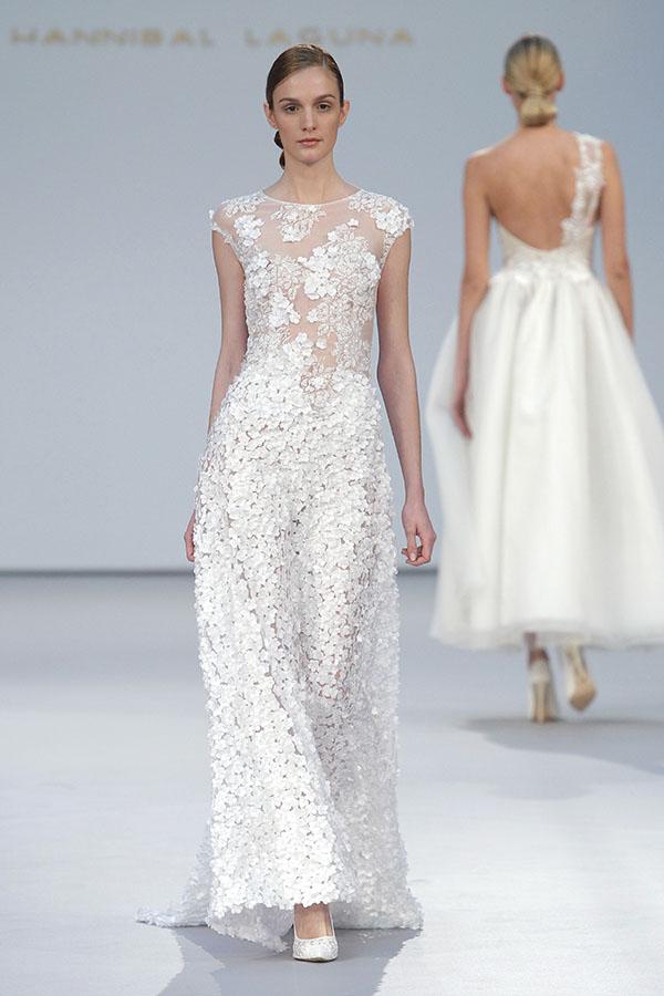 Vestidos de novia de Hannibal Laguna – Tendencias de Bodas Magazine