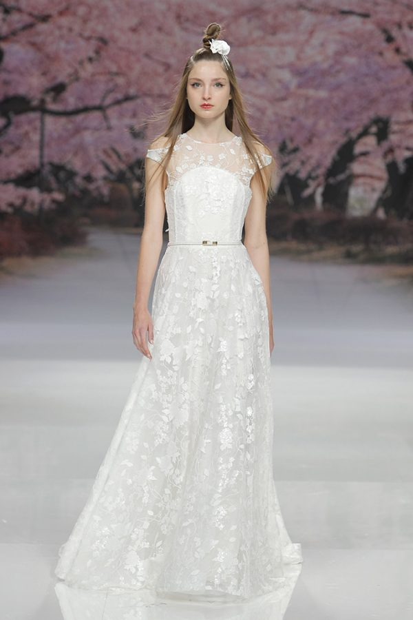 Vestidos de novia de Inmaculada García – Tendencias de Bodas Magazine