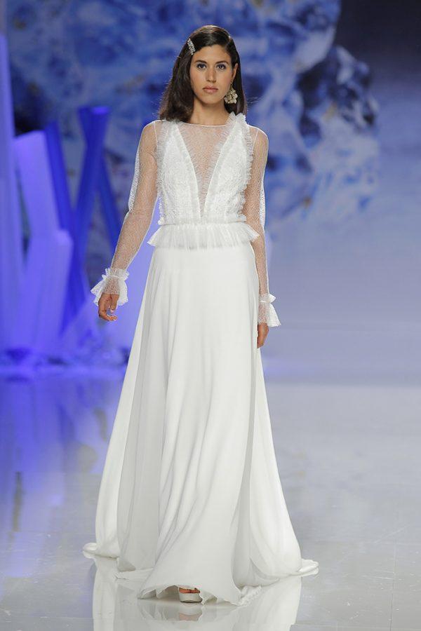 Vestidos de novia de Inmaculada García  2018 – Tendencias de Bodas Magazine