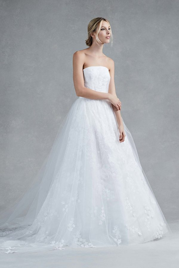 Vestidos de novia de Oscar de la Renta – Tendencias de Bodas Magazine