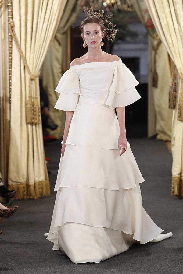 Vestidos de novia de Paula del Vas – Tendencias de Bodas Magazine
