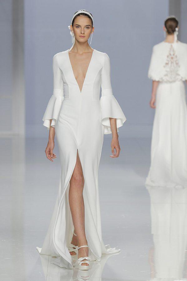 Vestidos de novia de Rosa Clará 2018 – Tendencias de Bodas Magazine