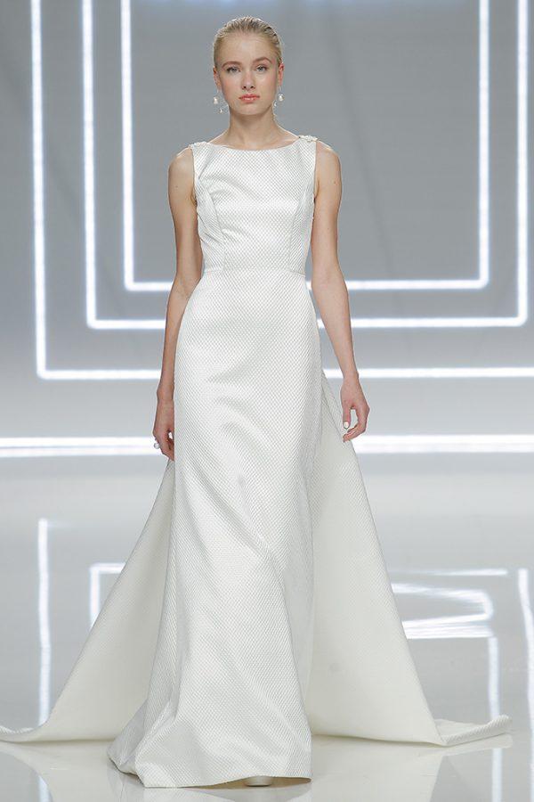 Vestidos de novia de Rosa Clará – Tendencias de Bodas Magazine