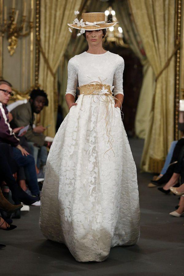 Vestidos de novia de Santos Costura – Tendencias de Bodas Magazine