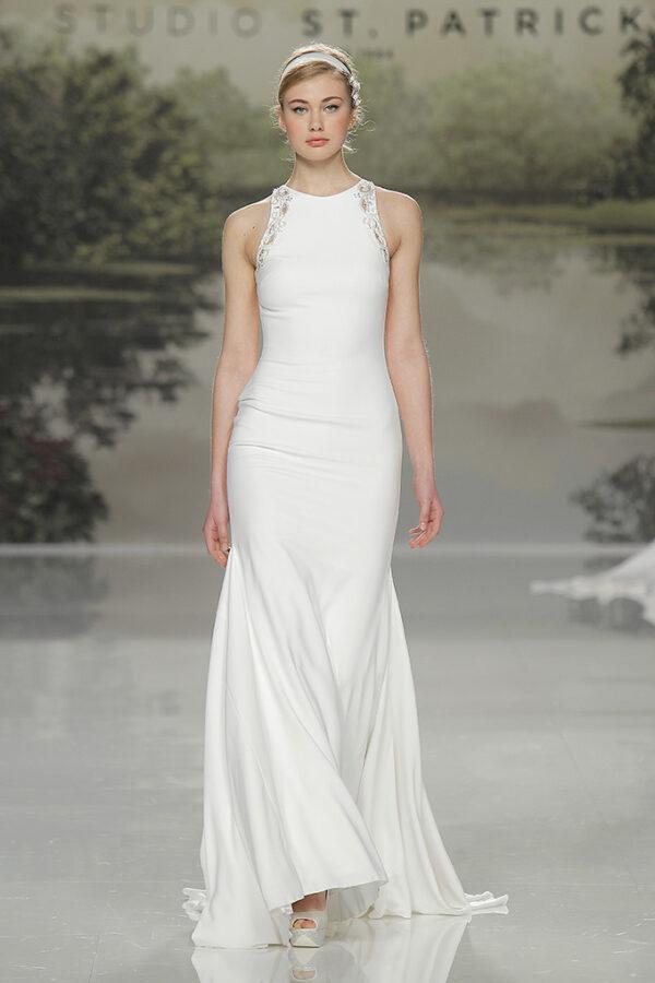 Vestido de novia de Studio St. Patrick – Tendencias de Bodas Magazine