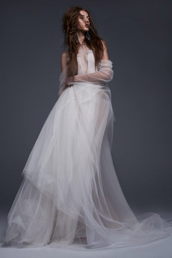 Vestidos de novia de Vera Wang – Tendencias de Bodas Magazine