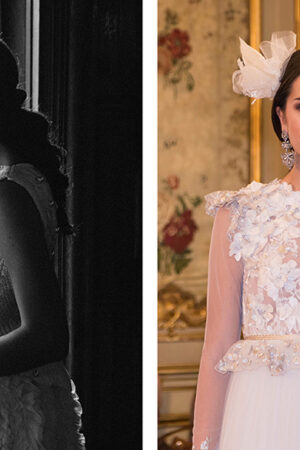 5 beauty looks para novias vistos en Atelier Couture.