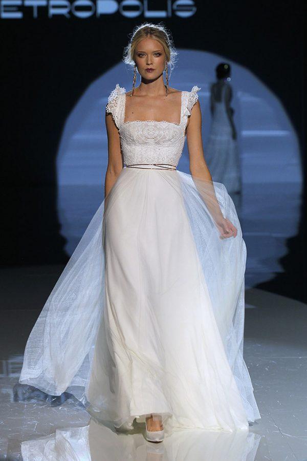 Vestido de novia de Jesús Peiró – Tendencias de Bodas Magazine