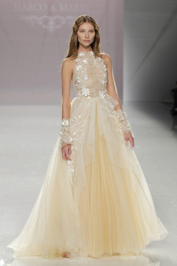 Vestidos de novia de Marco & María – Tendencias de Bodas Magazine