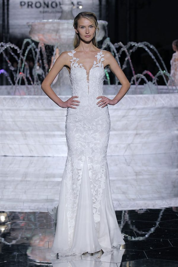 Vestidos de novia de Pronovias – Tendencias de Bodas Magazine