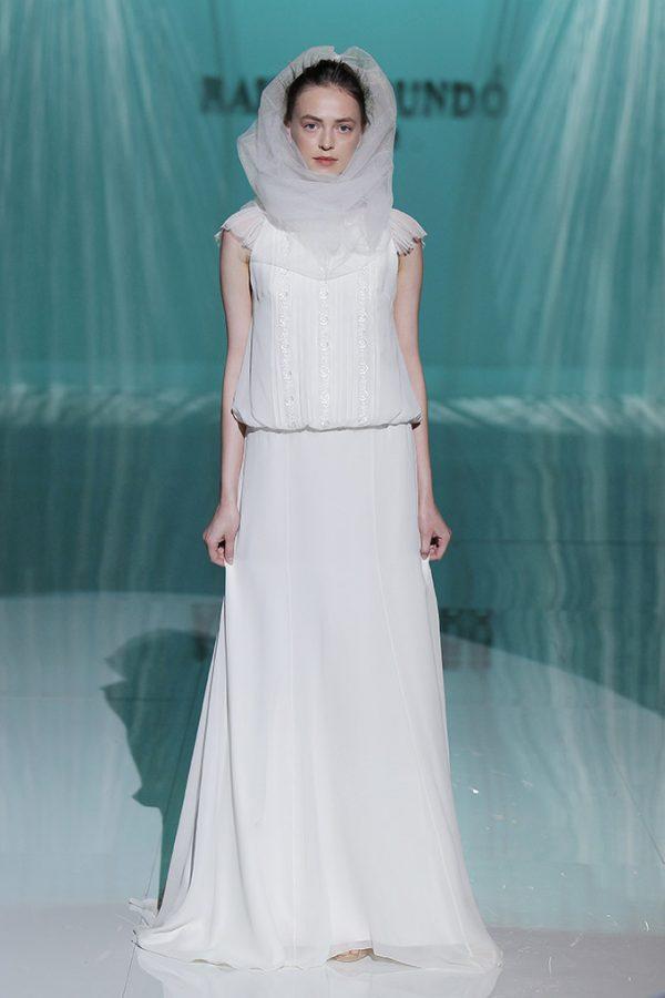 Vestido de novia de Raimon Bundó – Tendencias de Bodas Magazine