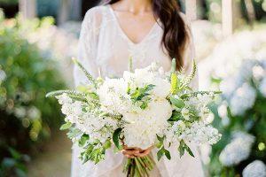 Inspiración: Botanical chic wedding.
