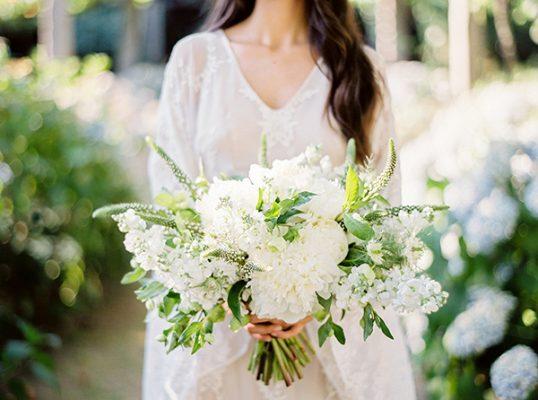 Botanical chic wedding inspiration - Tendencias de Bodas Magazine
