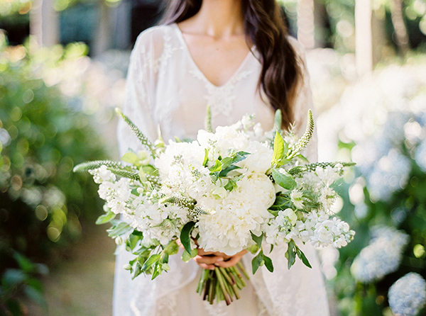 Botanical chic wedding inspiration - Tendencias de Bodas Magazine