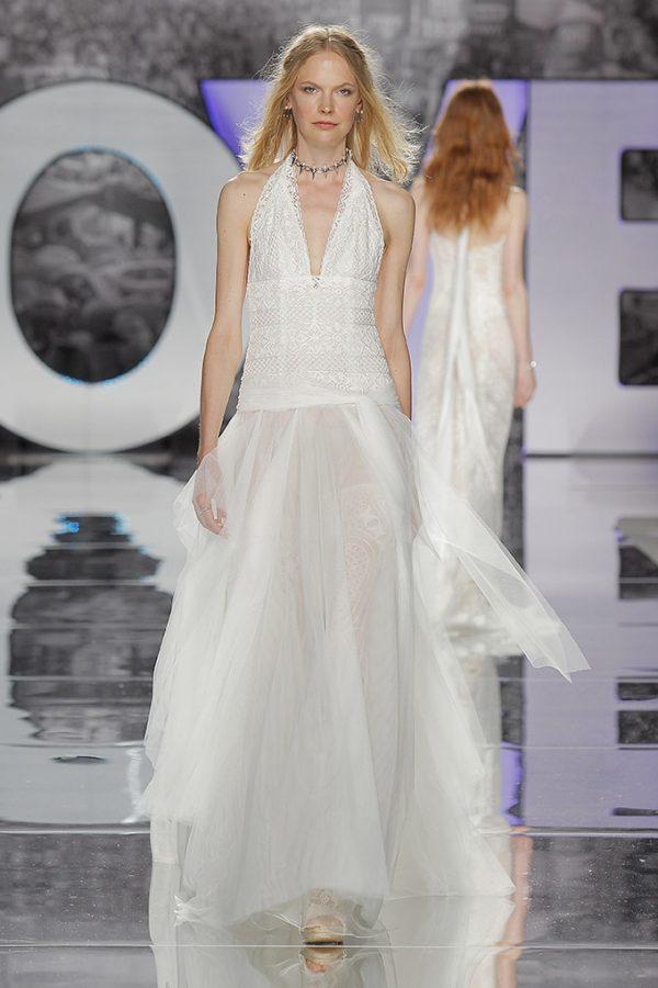 Vestido de novia de YolanCris – Tendencias de Bodas Magazine