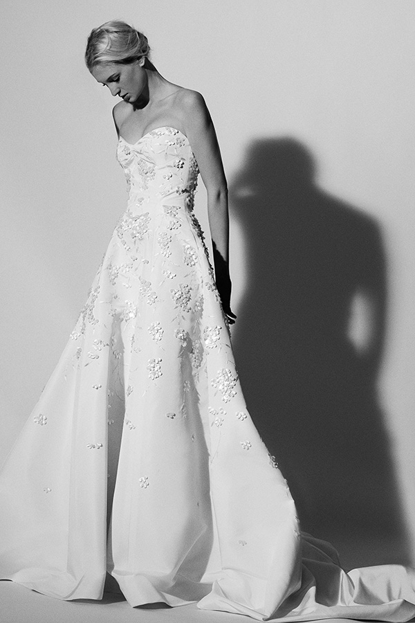 Vestido de novia de Carolina Herreria 2018 – Tendencias de Bodas Magazine