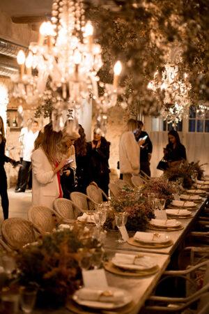 Pronovias Bloggers Night Out, una cita que siempre nos deja una bonita inspiración para la boda.