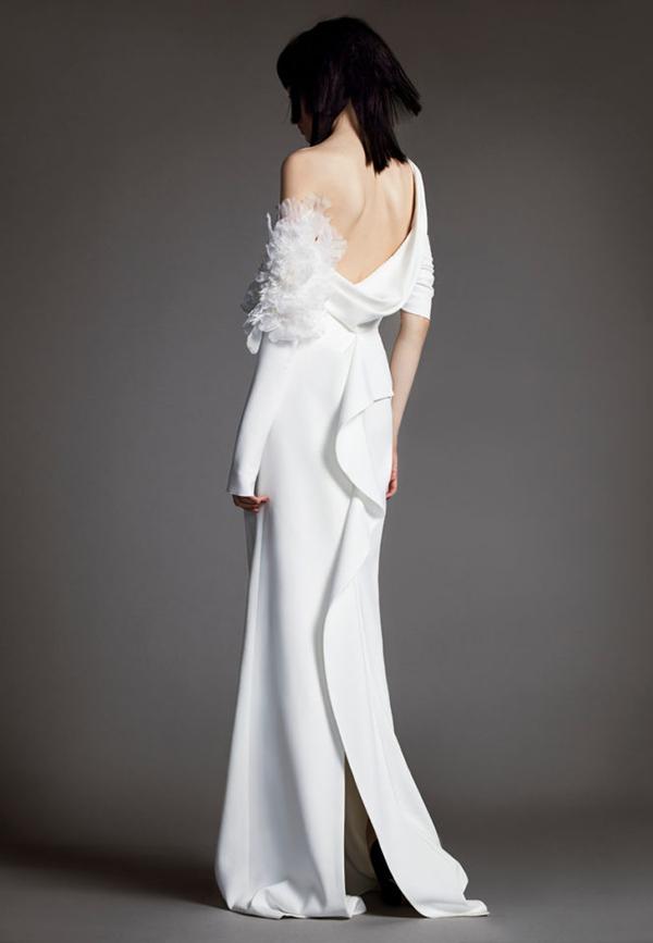 Vestido de novia de Vera Wang 2018 – Tendencias de Bodas Magazine