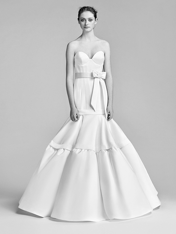Vestido de novia de Viktor & Rolf 2018 – Tendencias de Bodas Magazine
