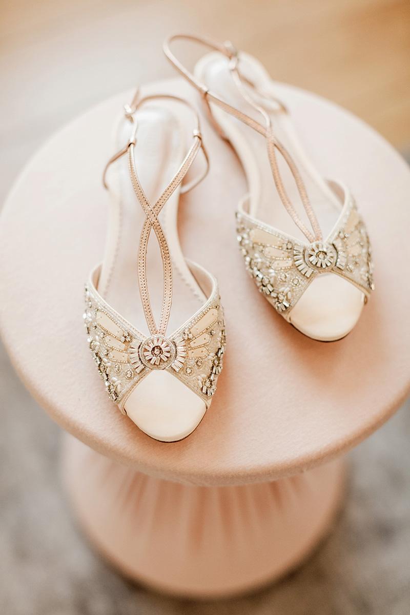 7 marcas de zapatos para novias