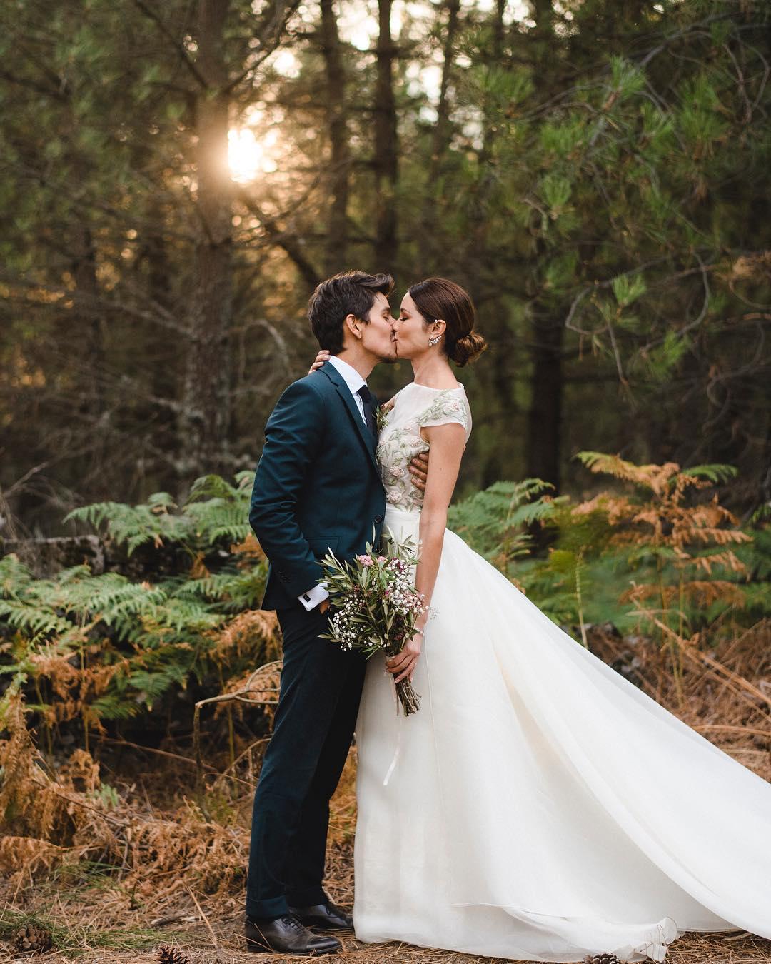 La boda de Dafne Fernández y Mario Chavarria