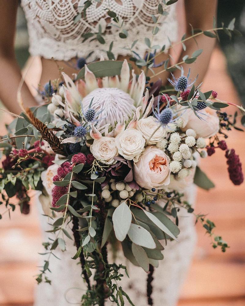Floristería para bodas en Barcelona.