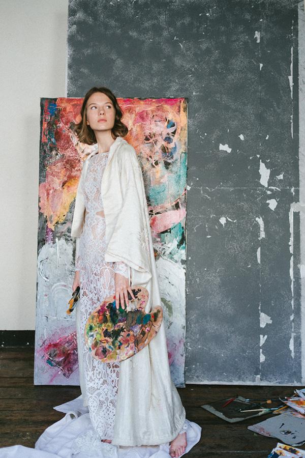 Vestido de novia de L'Arca – Tendencias de Bodas Magazine