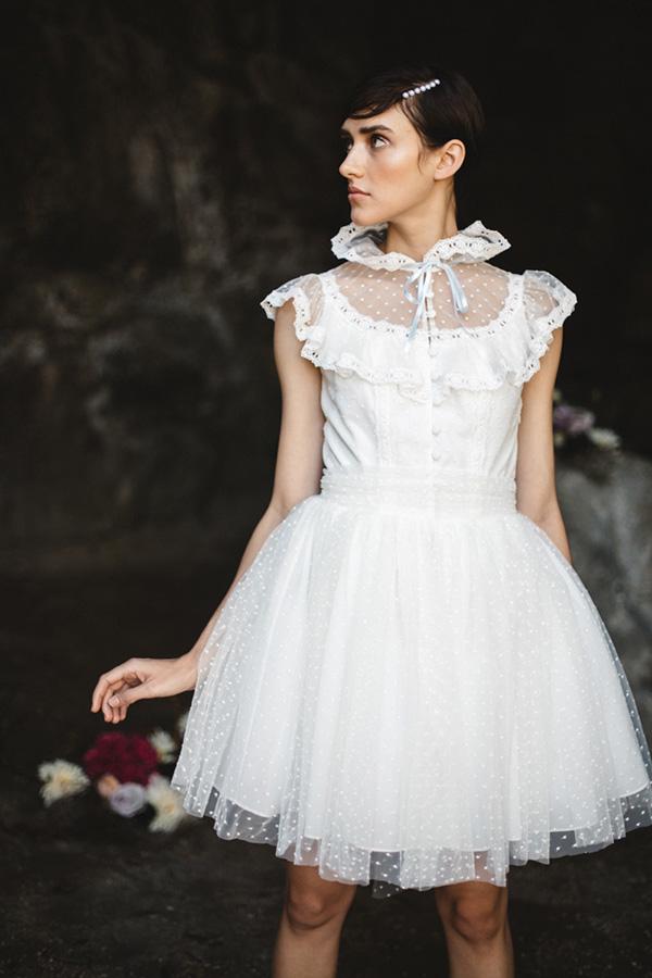 Vestido de novia de Boüret Atelier – Colección 2018 – Tendencias de Bodas Magazine