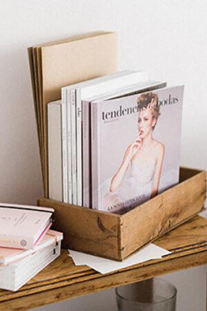 Estos son los diarios y agendas para novias que desearás tener para organizar tu boda.