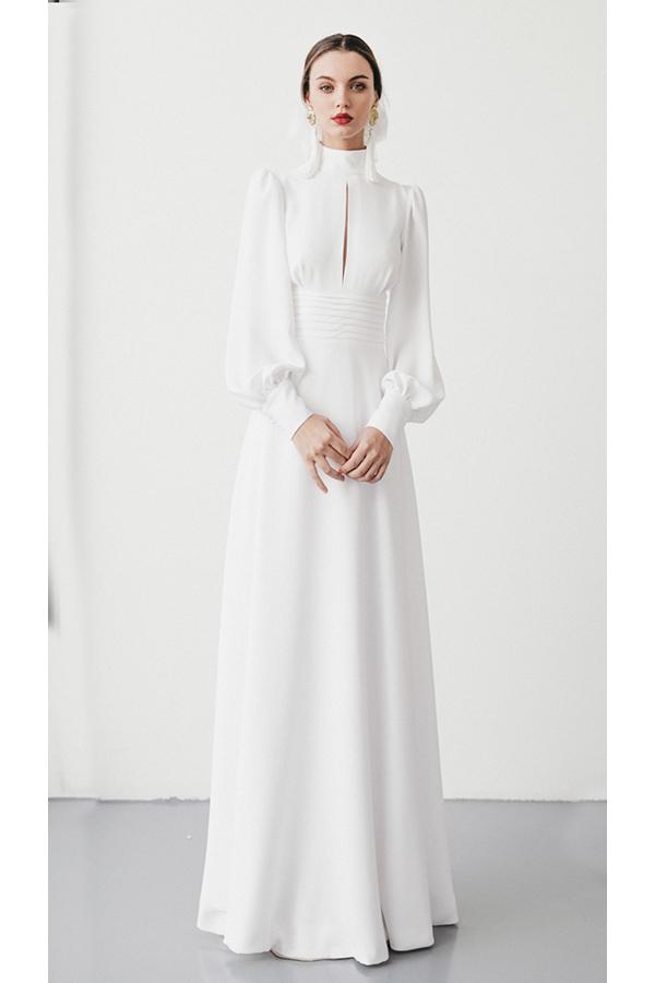 Vestido de novia de Cherubina – Tendencias de Bodas Magazine