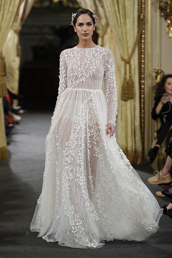 Vestido de novia de Alicia Rueda – Colección 2019 – Tendencias de Bodas Magazine