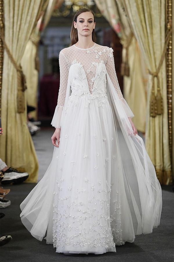 Vestido de novia de Amarca – Colección 2019 – Tendencias de Bodas Magazine