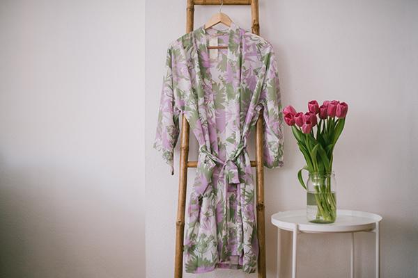 Sorteo 5. Tendencias de Bodas Magazine : Kimono lencero de Diseño2 Lencería