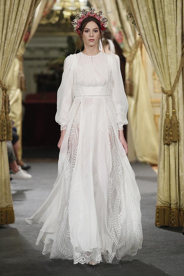 Vestido de novia de Raquel Ferreiro – Tendencias de Bodas Magazine