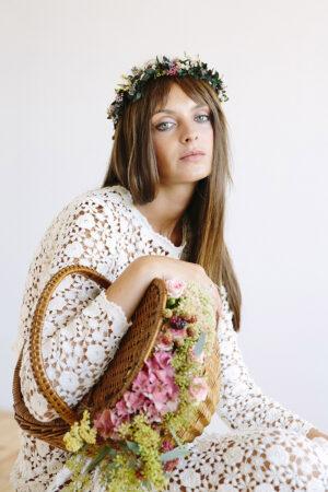 Es el bolso (cesto) para novias e invitadas de la temporada… que además usarás todo el verano.