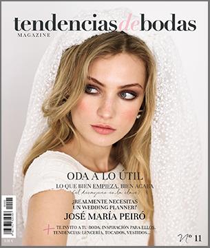 Revista de bodas. Revista para novias