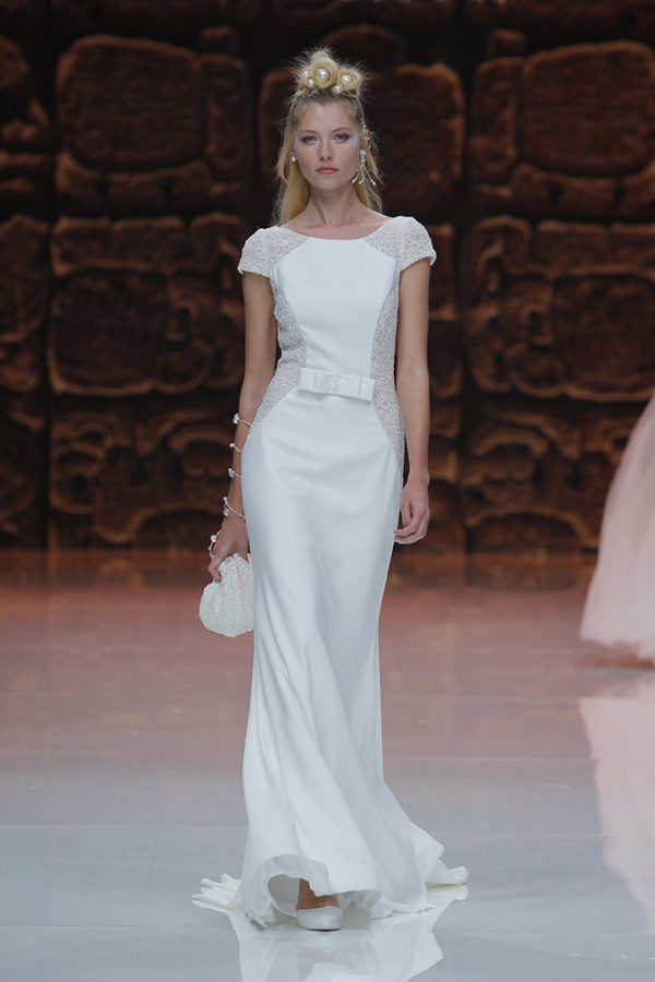 Inmaculada García : Vestido de novia colección 2019 : Tendencias de Bodas Magazine