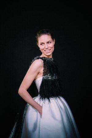 Jesús Peiró, tradición y modernidad en su colección de vestidos de novias 2019 'Heritage'.