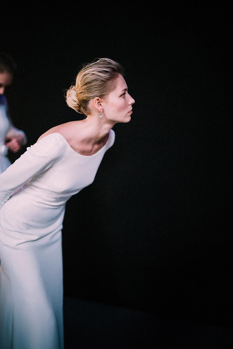 Vestido de novia de Jesús Peiró 2019