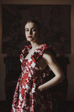 Leandra, la colección para invitadas de Juana Rique (en la que encontré mi último vestido de fiesta)