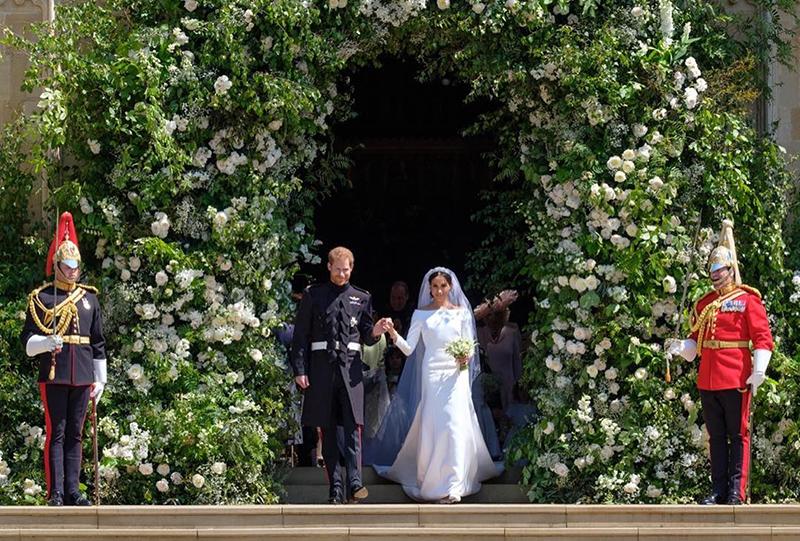La banda sonora de la boda real del Príncipe Harry y Meghan Markle