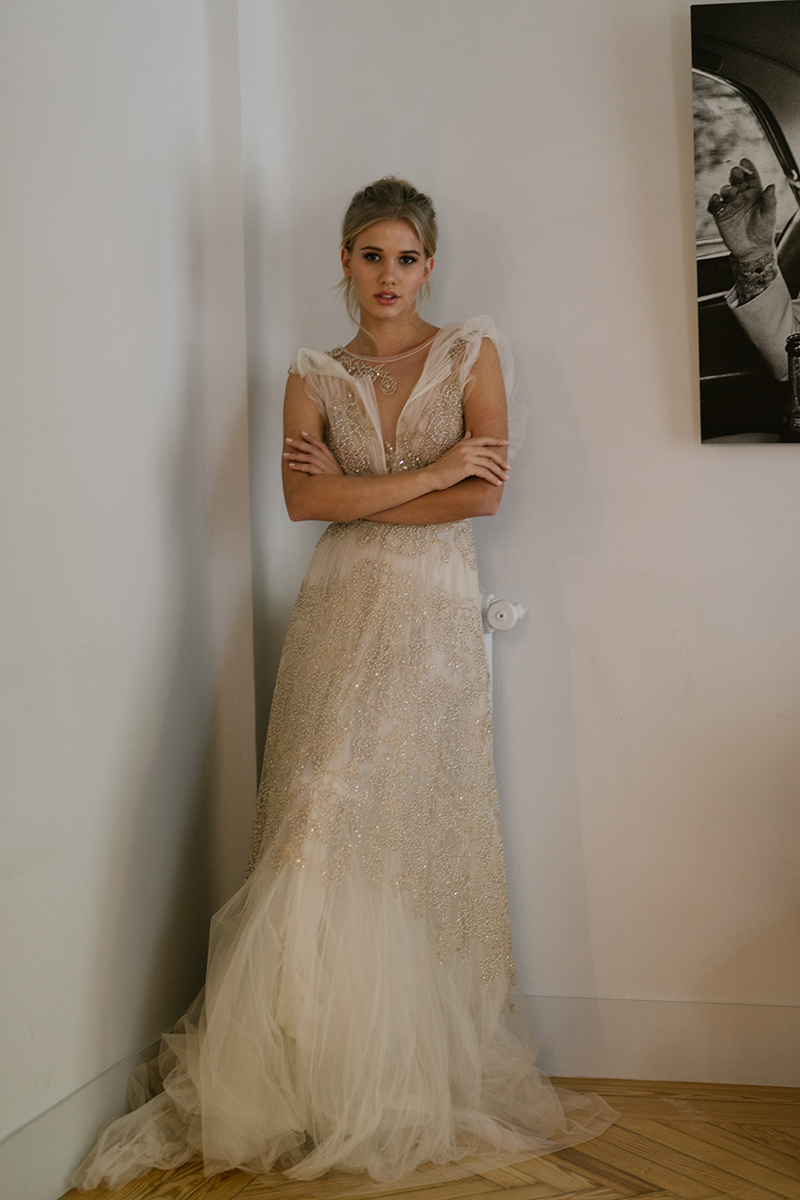Editorial Bardot de Tendencias de Bodas Magazine & Blog