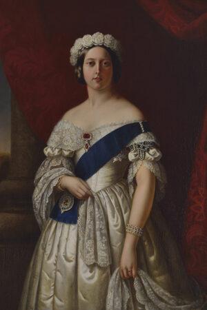 Todo lo que se asocia a una novia moderna ya lo llevó e hizo la Reina Victoria en 1840.
